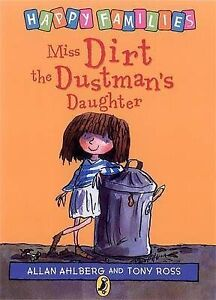 Miss-Dirt-the-Dustmans-Daughter-Happy-Families-Allan-Ahlberg-Good-Book