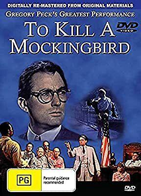 To Kill a Mockingbird [DVD] [1962], , Used; Very Good DVD