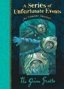 The Grim Grotto #11 (A Series of Unfortunate Events), By Lemony Snicket,in Used