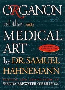 Organon-of-the-Medical-Art-by-Samuel-Hahnemann-1996-Paperback-Unabridged