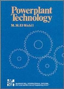 POWER PLANT TECHNOLOGY-ExLibrary