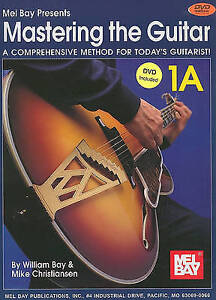 USED-GD-Mastering-the-Guitar-Book-1A-by-William-Bay
