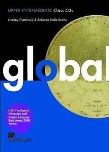 Global Upper Intermediate, Lindsay Clandfield