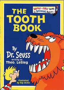 The Tooth Book (Bright and Early Books)-ExLibrary