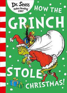 NEW, DR SEUSS, HOW TO GRINCH STOLE CHRISTMAS!. 9780008201524