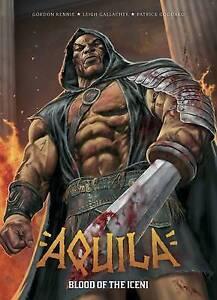 Rennie, Gordon-Aquila: Blood Of The Iceni  BOOK NEW