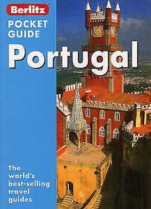Good, Portugal Berlitz Pocket Guide (Berlitz Pocket Guides), , Book
