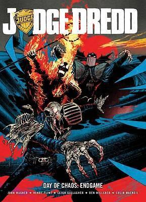 Judge Dredd Day of Chaos: Endgame, John Wagner