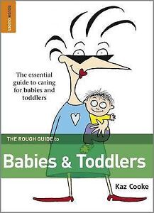 The Rough Guide to Babies and Toddlers-ExLibrary