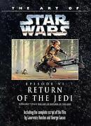 Star Wars Return of The Jedi Book