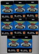 1991 Topps Stadium Club Hockey Cards