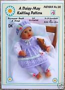 Dolls Knitting Patterns