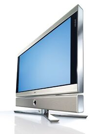 Beautiful Loewe Titanium Individual 32 S 32in LCD TV HDMI - VERY HIGH END TV - over £2000 when new