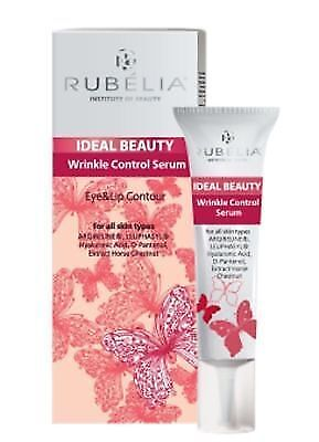 RUBELIA-IDEAL BEAUTY Anti-Falten-Serum Eye & Lips Contour Alle Hauttypen 15ml