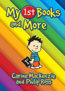 My-First-Books-and-More-by-Philip-S-Ross-Carine-MacKenzie-Hardback-2016