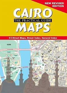 Not Available (Na)-Cairo Practical Maps  BOOK NEW