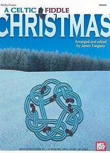 A Celtic Fiddle Christmas, Tanguay, James, New Book