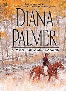 "HC-Diana Palmer: "" A Man For All Seasons""."