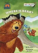 Bear in The Big Blue House Book