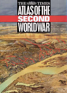 The-Times-Atlas-of-the-Second-World-War-Acceptable-Book