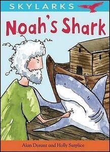Alan Durant Noah's Shark (Skylarks) Very Good Book
