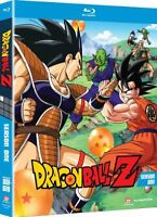 Dragonball Z Season 1 and 2 Blu Rays NEW