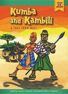 Kumba and Kambili: A Tale from Mali (Tales of Honor)-ExLibrary