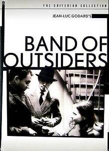 USED (GD) Band of Outsiders (The Criterion Collection) (2003) (DVD)