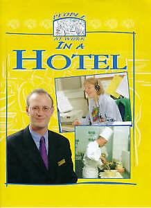 People at Work in a Hotel,Fox, Deborah,New Book mon0000017736