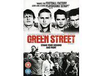 GREEN STREET DVD 18