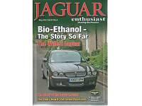 Jaguar Enthusiast Magazines