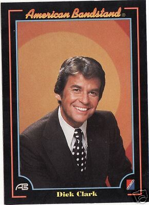 1993 AMERICAN BANDSTAND DICK CLARK TRADING CARD #63 ()