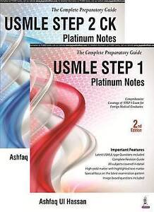 USMLE Platinum Notes Step 1: The Complete Preparatory Guide by Ashfaq Ui Hassan