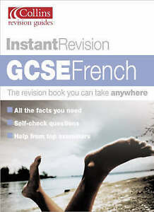Good, Instant Revision - GCSE French, Carter, David, Book