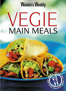 Vegie Main Meals Australian Women039s Weekly   Paperback Book  Acceptable  9 - <span itemprop=availableAtOrFrom>Leicester, United Kingdom</span> - Returns accepted Most purchases from business sellers are protected by the Consumer Contract Regulations 2013 which give you the right to cancel the purchase within 14 days after the da - Leicester, United Kingdom