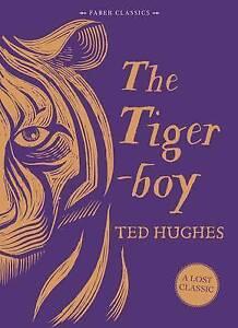 TIGERBOY / TED HUGHES9780571320622