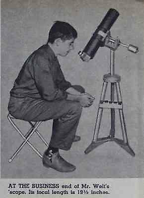Equatorial TELESCOPE Mount Light Weight How-To build PLANS