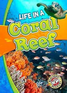 Life in a Coral Reef by Schuetz, Kari -Hcover
