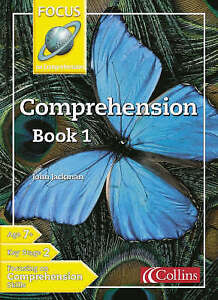Focus on Comprehension - Comprehension Book 1: Bk. 1 (Focus on Comprehension S),