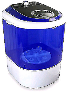 Pyle PUCWM11 Electric Small Portable Compact Washer