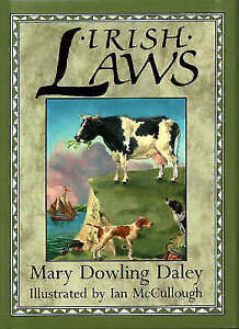 Irish Laws, Daley, Mary Dowling, Very Good Book
