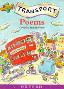 Good, Poetry Paintbox: Transport Poems, , Book