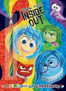 Rainbow of Emotions (Disney/Pixar Inside Out) By Random House Disney -Paperback