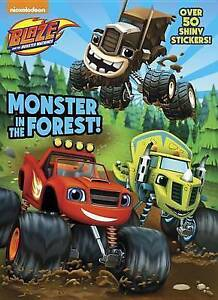 Monster in the Forest! By Chlebowski, Rachel -Paperback