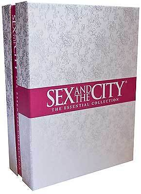 SEX AND THE CITY THE THE Essential Collection SERIES 1 - 6 DVD Box Set R4 New