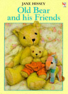Jane-Hissey-Old-Bear-and-His-Friends-Red-Fox-picture-books-Book
