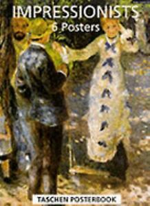 Impressionists Posterbook (Posterbooks) by TASCHEN