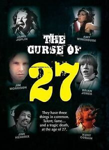 The Curse of 27: They Have Three Things in Common. Talent, Fame... and a Tragic…
