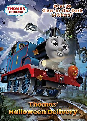 Thomas' Halloween Delivery (Thomas and Friends) by W. Awdry (Halloween Thomas And Friends)