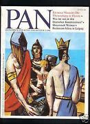 Pan Zeitschrift